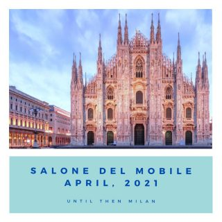 Can't help but feel a little sad today, as pre-virus we were scheduled to leave for Milan today to showcase some samples of our award-winning Musica Collection.  I have no doubt this historically formidable nation will emerge from their crisis with the strength and tenacity to make the 2021 Salone del Mobile (60th anniversary) more grand than ever!  Until then Milan.    #acousticlight #acoustic #acousticsolution #acousticlighting #quiet #acustico #acusticolighting #acousticolighting #attenuation #noisemitigation #salonedelmobile #salonedelmobile2021 #salonedelmobile2020
